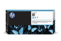 Мастила и глави за широкоформатни принтери » Глава HP 81, Cyan