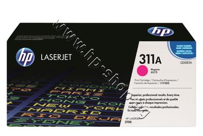 Q2683A Тонер HP 311A за 3700, Magenta (6K)