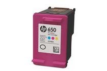 Мастила и глави за мастиленоструйни принтери » Касета HP 650, Tri-color