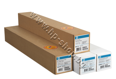 "Q6579A HP Universal Instant-dry Satin Photo Paper (24"")"