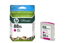 Мастила и глави за мастиленоструйни принтери » Мастило HP 88XL, Magenta