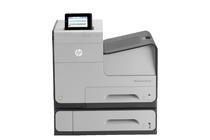 Мастиленоструйни принтери » Принтер HP OfficeJet Enterprise Color X555xh