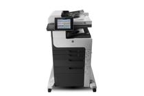 Лазерни многофункционални устройства (принтери) » Принтер HP LaserJet Enterprise M725f mfp