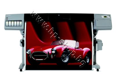 "Q1253V Плотер HP DesignJet 5500 (60"") UV"
