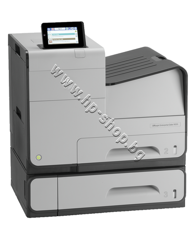 C2S12A Принтер HP OfficeJet Enterprise Color X555xh