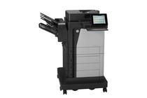 Лазерни многофункционални устройства (принтери) » Принтер HP LaserJet Enterprise M630z mfp