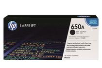 Тонер касети и тонери за цветни лазерни принтери » Тонер HP 650A за CP5525/M750, Black (13.5K)