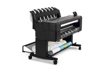 Широкоформатни принтери и плотери » Плотер HP DesignJet T1530ps