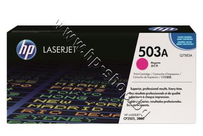 Q7583A Тонер HP 503A за CP3505/3800, Magenta (6K)