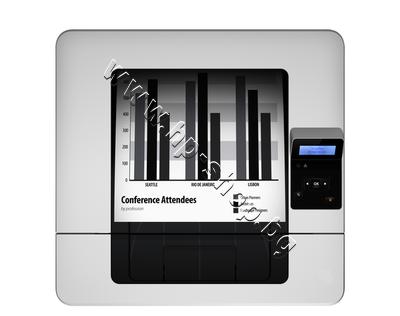 C5F92A Принтер HP LaserJet Pro M402d