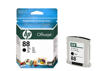 Мастила и глави за мастиленоструйни принтери » Мастило HP 88, Black