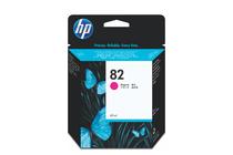 Мастила и глави за широкоформатни принтери » Мастило HP 82, Magenta (69 ml)
