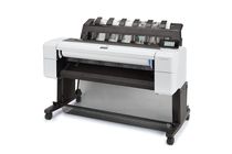 Широкоформатни принтери и плотери » Плотер HP DesignJet T1600 ps