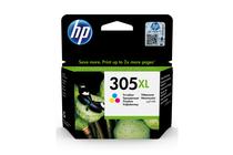 Мастила и глави за мастиленоструйни принтери » Касета HP 305XL, Tri-color