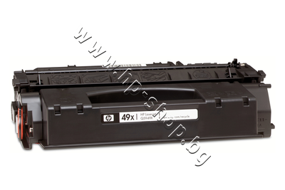 Q5949X Тонер HP 49X за 1320/3390 (6K)