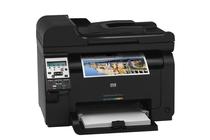 Лазерни многофункционални устройства (принтери) » Принтер HP Color LaserJet Pro M175nw mfp