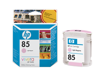 Мастила и глави за широкоформатни принтери » Мастило HP 85, Light Magenta (69 ml)