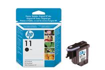 Мастила и глави за широкоформатни принтери » Глава HP 11, Black