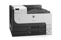 Черно-бели лазерни принтери » Принтер HP LaserJet Enterprise M712dn