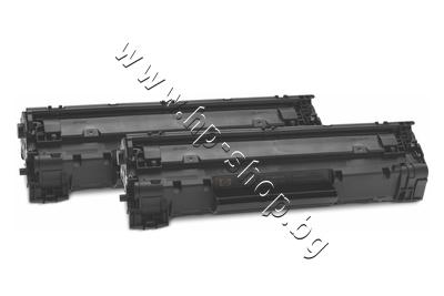 CB435AD Тонер HP 35A за P1005/P1006 2-pack (2x1.5K)