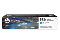 Мастила и глави за мастиленоструйни принтери » Мастило HP 981X, Cyan