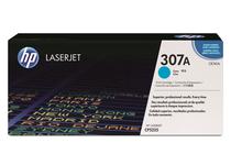 Тонер касети и тонери за цветни лазерни принтери » Тонер HP 307A за CP5225, Cyan (7.3K)