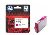 Мастила и глави за мастиленоструйни принтери » Мастило HP 655, Magenta