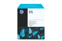 Мастила и глави за широкоформатни принтери » Касета за поддръжка HP 771