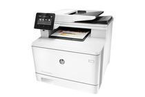 Лазерни многофункционални устройства (принтери) » Принтер HP Color LaserJet Pro M477fdw mfp