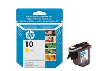 Мастила и глави за мастиленоструйни принтери » Глава HP 10, Yellow