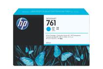Мастила и глави за широкоформатни принтери » Мастило HP 761, Cyan (400 ml)