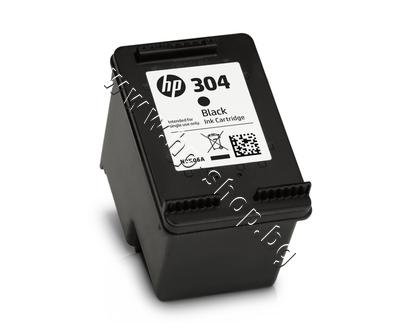 N9K06AE Касета HP 304, Black