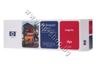 C1808A Комплект за DJ CP Dye, Magenta (410 ml)