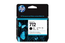 Мастила и глави за широкоформатни принтери » Мастило HP 712, Black (80 ml)