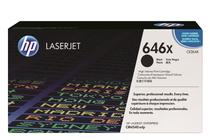 Тонер касети и тонери за цветни лазерни принтери » Тонер HP 646X за CM4540, Black (17K)