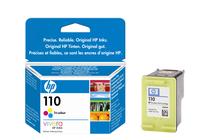 Мастила и глави за мастиленоструйни принтери » Касета HP 110, Tri-color