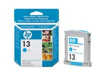 Мастила и глави за мастиленоструйни принтери » Мастило HP 13, Cyan