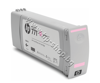 B6Y11A Мастило HP 771C, Light Magenta (775 ml)