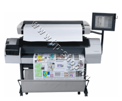 CQ653A Плотер HP DesignJet T1200 HD mfp