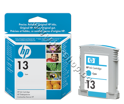 C4815A Мастило HP 13, Cyan