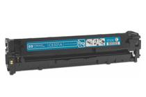 Тонер касети и тонери за цветни лазерни принтери » Тонер HP 128A за CM1415/CP1525, Cyan (1.3K)
