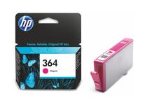 Мастила и глави за мастиленоструйни принтери » Мастило HP 364, Magenta