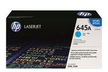 Тонер касети и тонери за цветни лазерни принтери » Тонер HP 645A за 5500/5550, Cyan (12K)