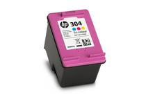 Мастила и глави за мастиленоструйни принтери » Касета HP 304, Tri-color