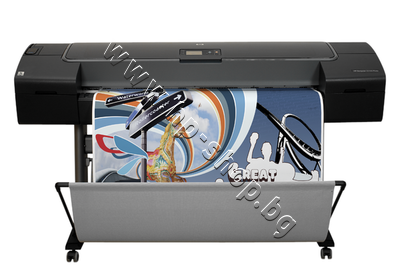 Q6677D Плотер HP DesignJet Z2100 (112cm)