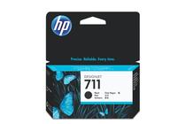 Мастила и глави за широкоформатни принтери » Мастило HP 711, Black (38 ml)