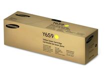 Тонер касети и тонери за цветни лазерни принтери Samsung » Тонер Samsung CLT-Y659S за CLX-8640/8650, Yellow (20K)