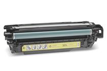 Тонер касети и тонери за цветни лазерни принтери » Тонер HP 507A за M551/M570/M575, Yellow (6K)
