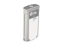 Мастила и глави за широкоформатни принтери » Мастило HP 730, Gray (130 ml)