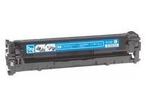 Тонер касети и тонери за цветни лазерни принтери » Тонер HP 125A за CP1215/CM1312, Cyan (1.4K)